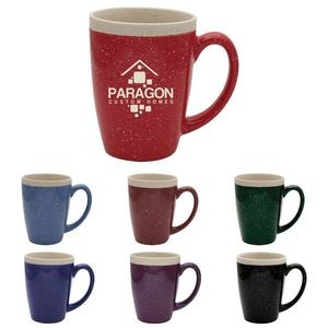 16 Oz. Adobe Collection Ceramic Mug (Screen Printed)